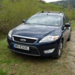 Test: Ford Mondeo MkIV 2.0 TDCi kombi Trend